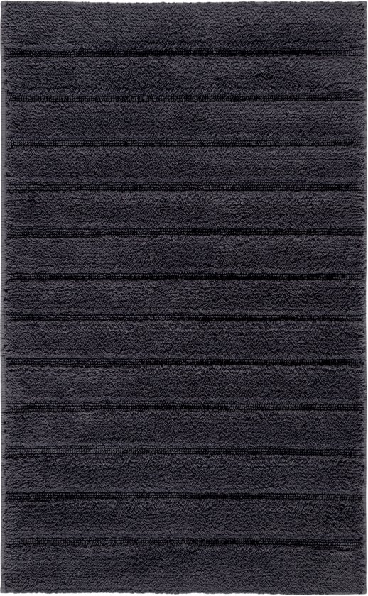 casilin california anti slip badmat antraciet 60 x 100 cm. Black Bedroom Furniture Sets. Home Design Ideas