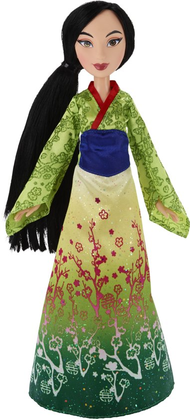 Disney Princess Mulan - Pop in Wassenaar