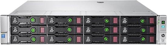 Hewlett Packard Enterprise ProLiant DL380 Gen9 2.4GHz E5-2620V3 800W Rack (2U)