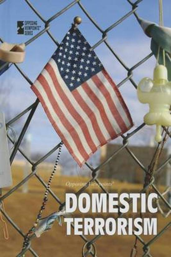 domestic terrorism Using a global data set of domestic terrorism between 1990 and 2012, we find  that different regime-associated features of democracy relate.