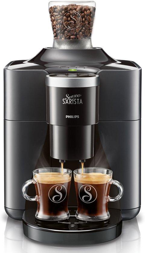 Philips Senseo Sarista HD8030/60 - Koffiepadapparaat - Deep Black