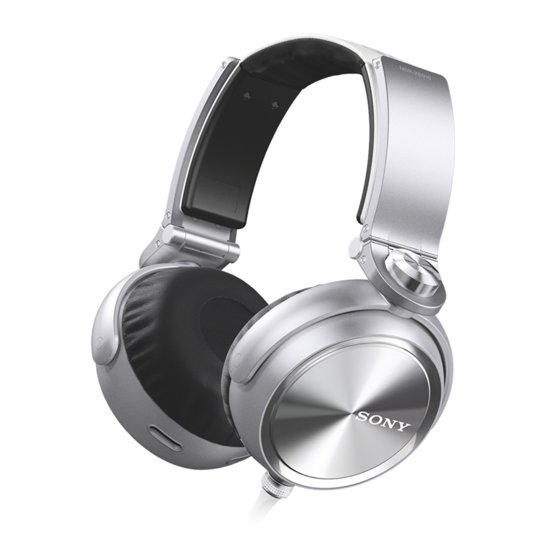 Sony MDR-XB910 - On-ear koptelefoon - Zilver