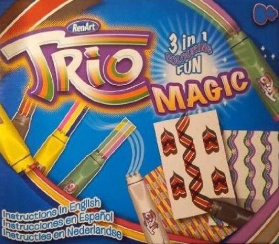 Renart Trio Magic Kleurstiften in de Woude