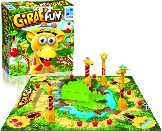 Giraf'fun - Kinderspel in Hemert