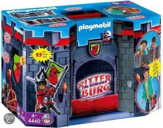 Playmobil Kasteelkoffer - 4440 in Lies