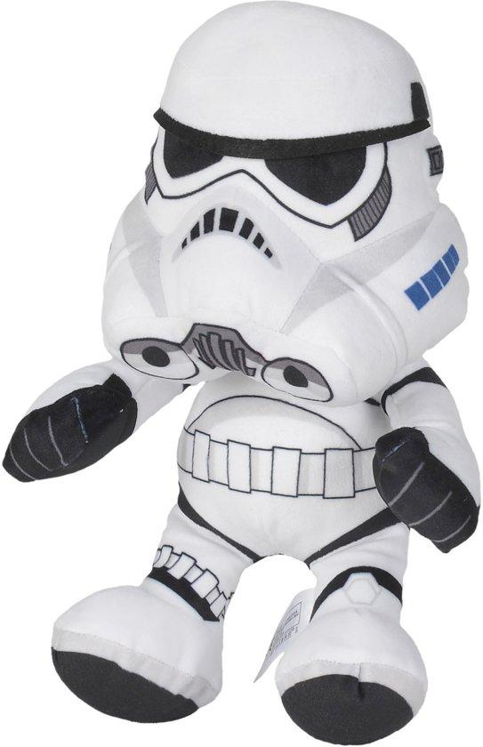 Disney Star Wars - Stormtrooper 25cm in Dikkebus