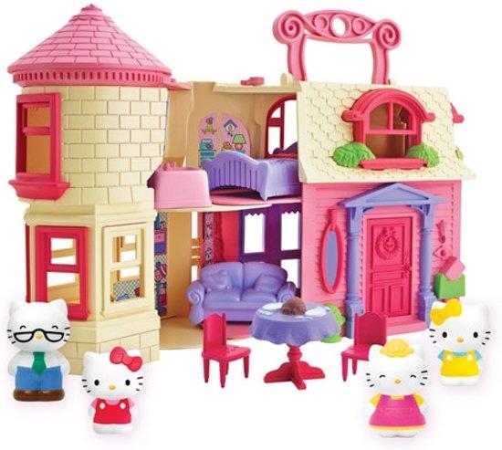Imaginarium HELLO KITTY HAPPY HOME PLAYSET - Speelhuis in Blicquy