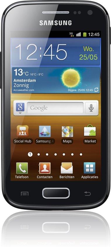 Samsung Galaxy Ace 2 - Zwart