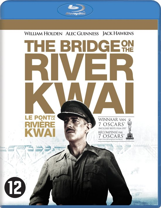 Bridge On The River Kwai, The (Blu-ray)