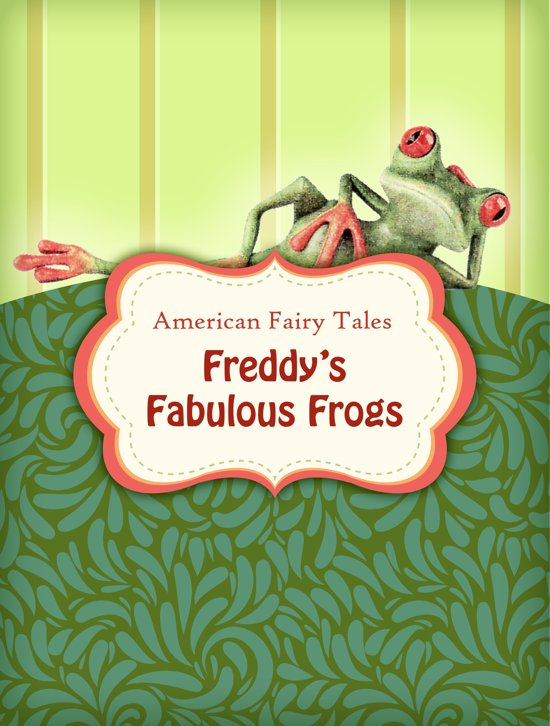 Freddy's Fabulous Frogs (ebook) Adobe EPub