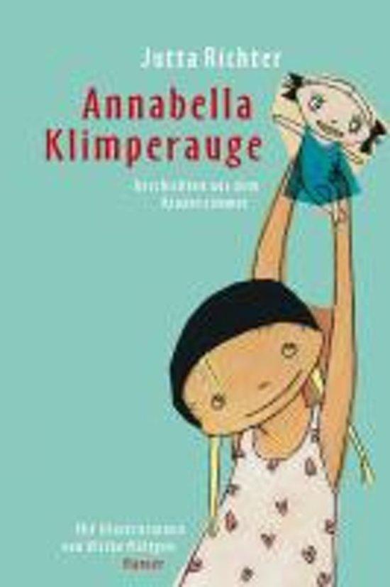 Annabella klimperauge jutta richter - Kinderzimmer jutta ...