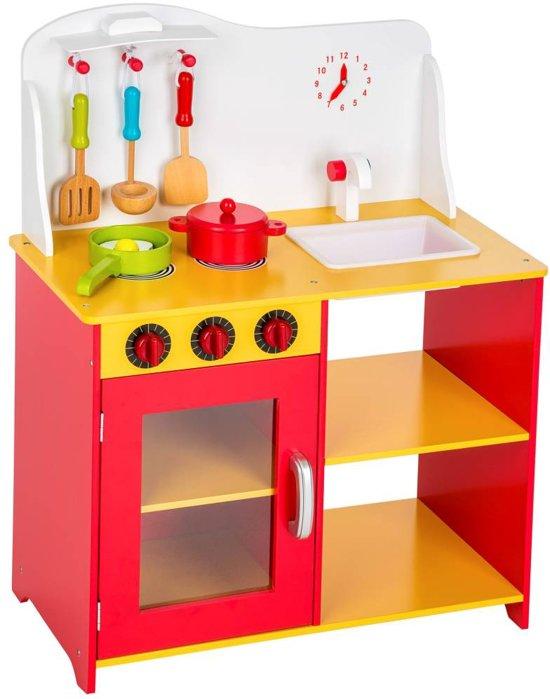 TecTake - kinder keuken speelkeuken - incl accessoires - 402375 in Helmond