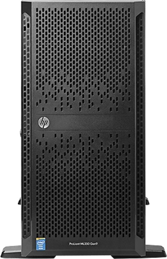 Hewlett Packard Enterprise servers ML350 Gen9 E5-2620v4 2P 16GB-R P440ar 8SFF 500W PS Base Server