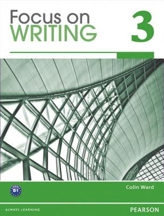 Focus on writing : paragraphs and essays 2nd edition
