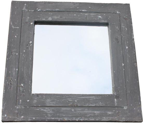 Hsm collectie spiegel hout 60x60 cm for Spiegel 60x60