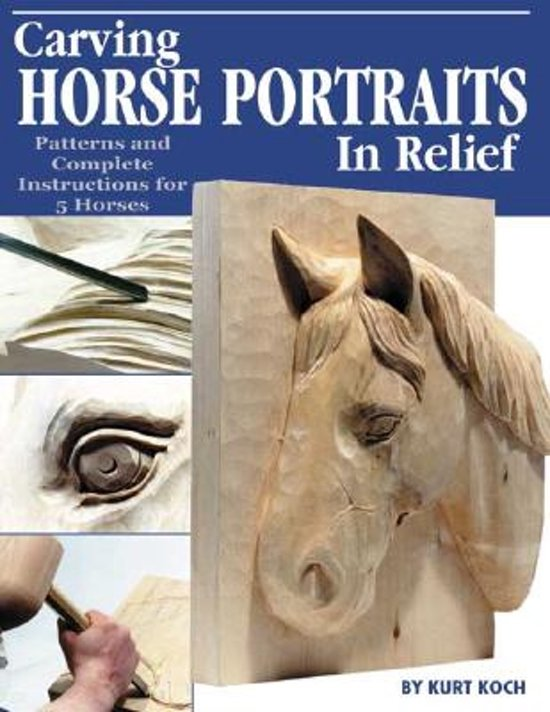 Bol carving horse portraits in relief kurt koch