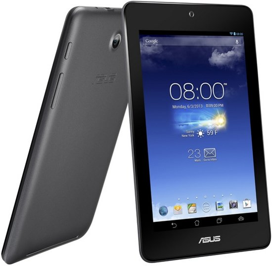 ASUS MeMO Pad HD 7 ME173X - Tablet - Android 4.2 (Jelly Bean) - 16 GB - 7