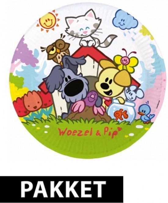 Woezel en Pip kinderfeest pakket in Kalenberg
