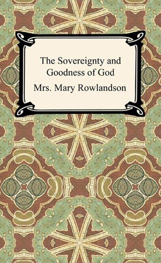 sovereignty and goodness of god The misguided sovereignty of god belief where god is in control of everything that happens on earth destroys faith and makes today's church ineffective.