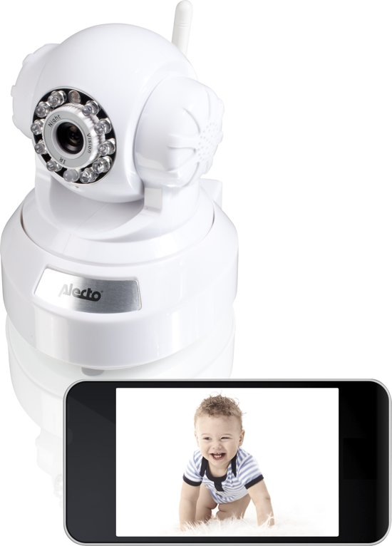 Alecto IVM-150 - Smart Baby Monitor