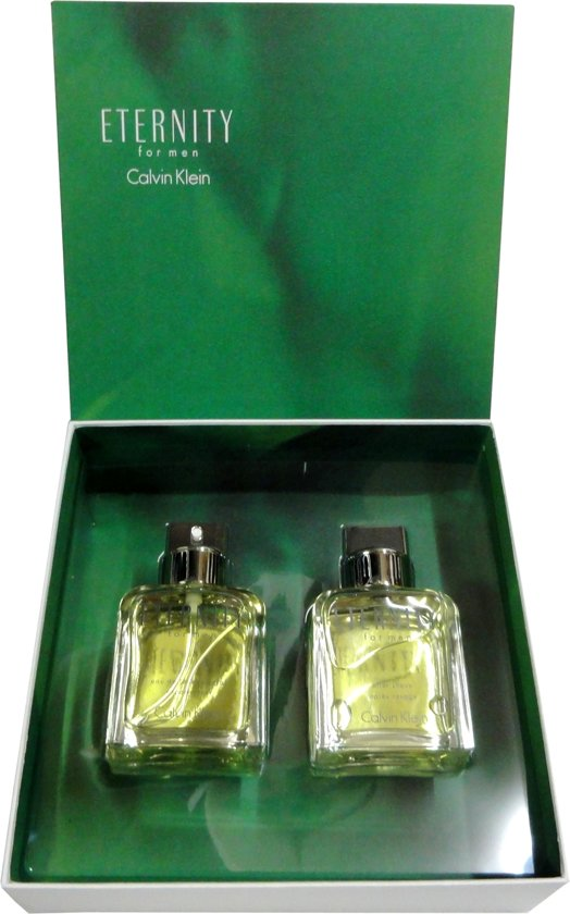 Calvin Klein Eternity for Men - 2 delig - Geschenkset
