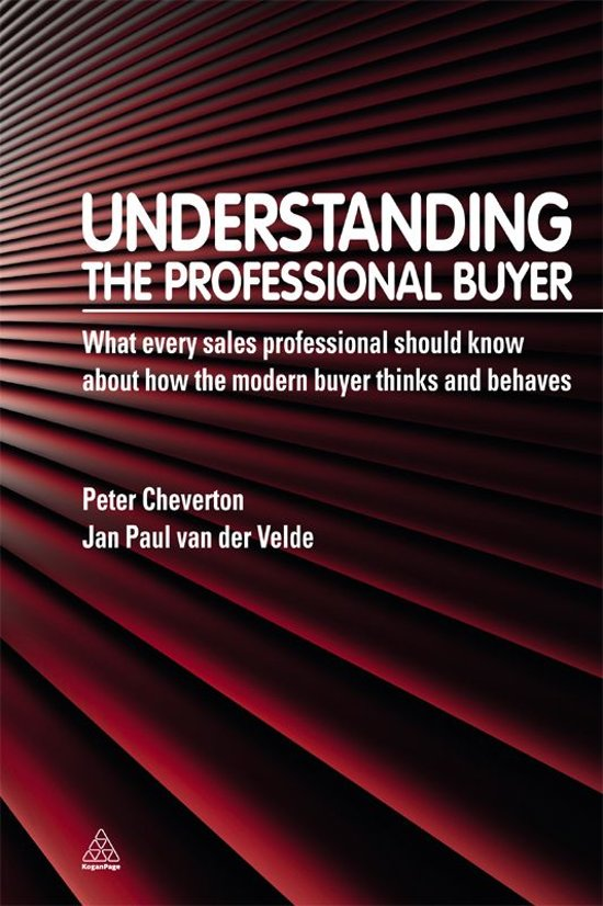 how to become a professional buyer