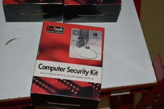RedLock Computer Security Kit
