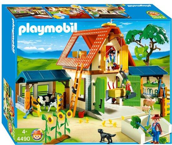 Playmobil Grote Boerderij - 4490