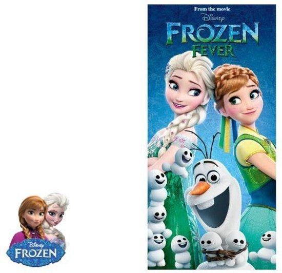 bezorger In bad met Elsa