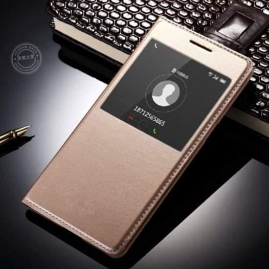 View case hoesje voor huawei p8 lite goud for Huawei p8 te koop