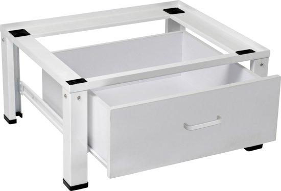 wasm verhoger 30cm m lade hout nedco 0057. Black Bedroom Furniture Sets. Home Design Ideas