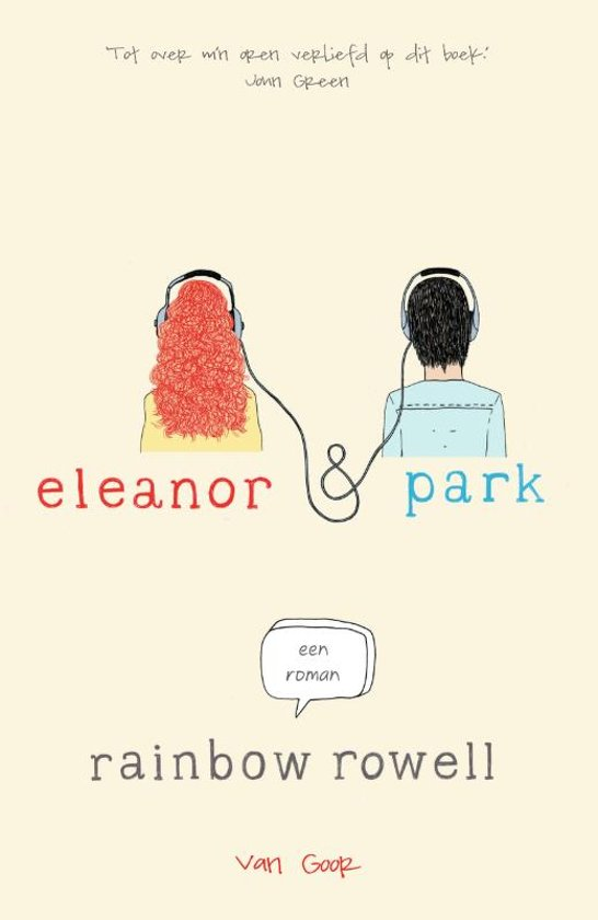 Eleanor en park cover