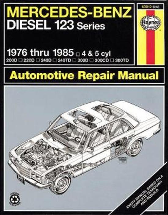 Mercedes-Benz E Service Repair Manual - Motor Era