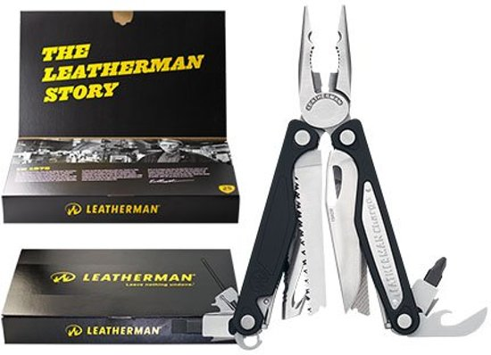 Leatherman Charge ALX Giftbox Lederen Sheath in Broerdijk