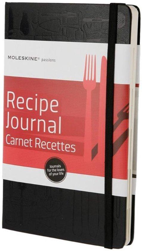 Moleskine Passions - Recipe Journal