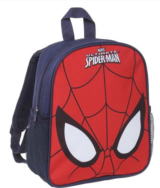 Spiderman-Rugzak-marineblauw in Huizen