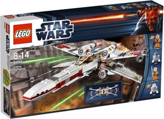 LEGO Star Wars X-wing Starfighter - 9493 in Atzeburen