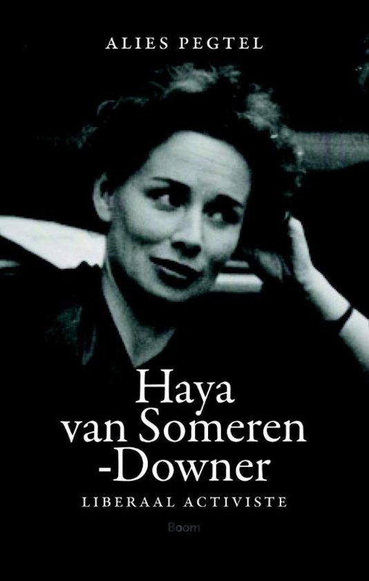 Haya van Someren-Downer - Alies Pegtel - 9789089535993