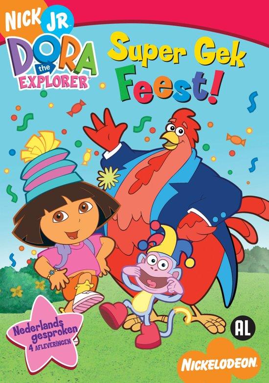 Dora The Explorer - Super Gek Feest