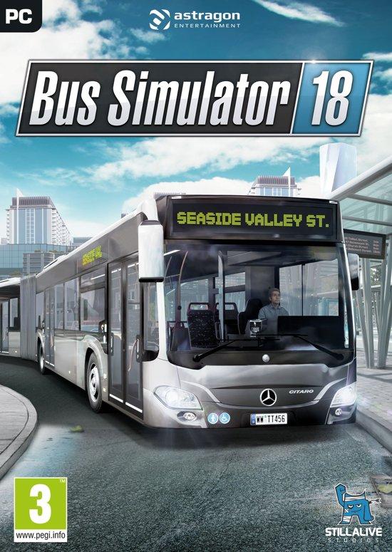 Bus Simulator 18 PC / MAC