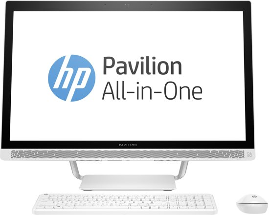 HP Pavilion 27-a114nb - All-in-One Desktop / Azerty