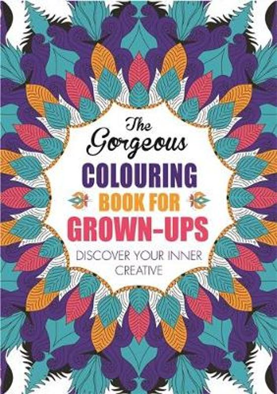 The gorgeous colouring book for grown ups Colouring books for adults waterstones