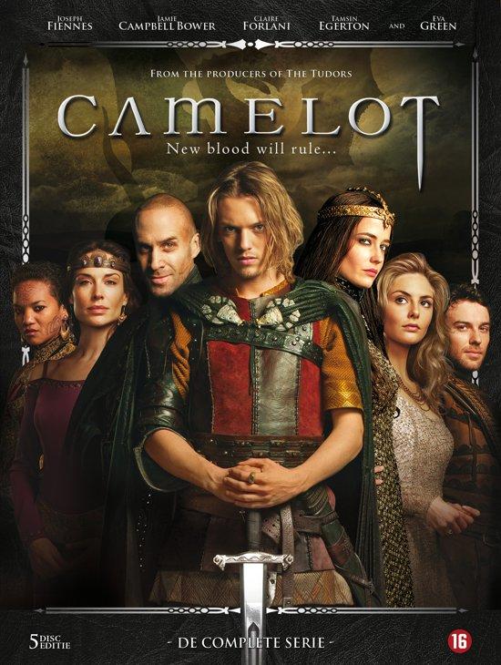 Camelot - De Complete Serie (Steelbook)