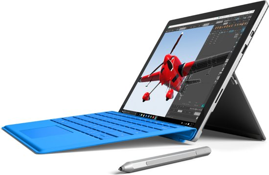 Microsoft Surface Pro 4 - Core i7 - 16 GB - 512 GB