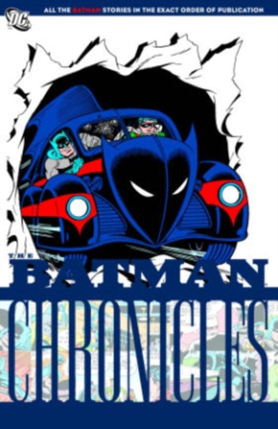 batman chronicles volume 1 pdf