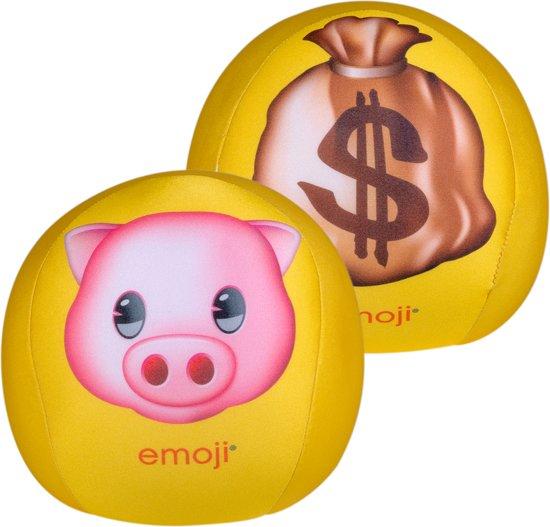 Happy People - emoji®, Knuffel Ball, 19 cm in Ways