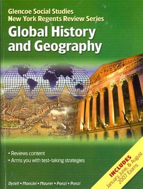 june 2011 global history regents thematic essay
