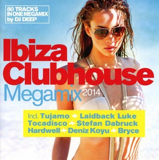Various - Ibiza Clubhouse Megamix 2014
