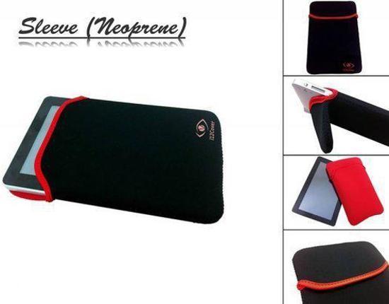 universele 6 inch sleeve voor ereaders en kleine. Black Bedroom Furniture Sets. Home Design Ideas