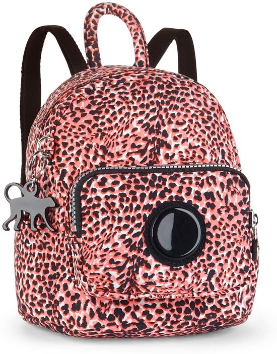 Kipling Mini Backpack BPC - Rugzak - Fiesta Animal in Pont-?-Celles